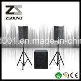 "Qualitäts-Lautsprecher-Theater-leistungsfähiges Volllautsprecher-System P10 des Hupen-Lautsprecher-lauter Lautsprecher-Stadiums-Monitor-10 """