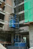 Berufshersteller des Aufbau-Höhenruders für anhebendes Passagier-und Material-Fassade-Gebäude