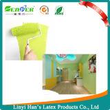 Peinture lavable intérieure de mur de Vert-Thé respectueux de l'environnement (aperçu gratuit)