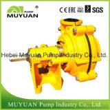 Pompe de asséchage de boue de traitement minéral d'abrasion de région résistante de flottaison
