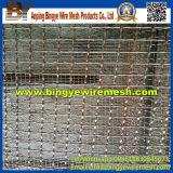 真鍮の販売のための織り方によってひだを付けられる装飾的な金網