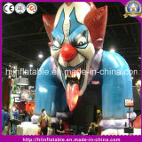 Heißer aufblasbarer Clown-Torbogen-Gatter-Bogen für Halloween-Dekoration