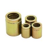 La fabbrica ha forgiato il puntale idraulico del tubo flessibile per R1. R2. R3. R4 (00110-A)