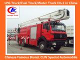 6*4 460HP North Benzの火Fighting Trucks