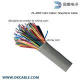 25~400 пар кабеля телефона категории 3 крытого