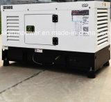 генератор портативной домашней силы 10kVA молчком тепловозный производя комплект (SDG15000SE)