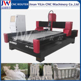 China Jinan Stein-CNC-Fräser 1325 für den Stich, der Ausschnitt schnitzt