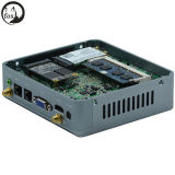 Escritorio J1900 Quad Core 2 LAN Nano Mini PC