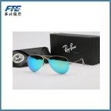 I vetri di Sun del metallo di modo di alta qualità hanno polarizzato gli occhiali da sole