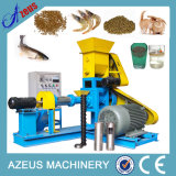 Food Extruder Fish Feed Machineセリウムとの浮遊およびSinking