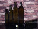 500ml / botella de cristal de 750 ml de aceite de oliva