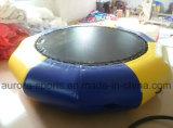 Migliore trampolino gonfiabile dell'acqua del PVC, trampolino gonfiabile del mare, trampolino acquatico gonfiabile da vendere