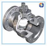 Válvula de esfera 002 Class150 inoxidável do OEM /ODM