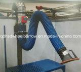 Brazo de la extracción del humo para la sección de soldadura de la escuela y de la fábrica de la soldadura