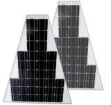 Mono High-Efficiency PV Solar Panel (72 pile solari 330W)