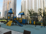 2015 la maggior parte del Popular Outdoor Playground con Factory Price