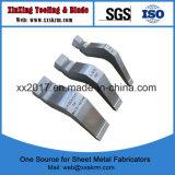 Bremsen-Oberseite und untere verbiegende Form betätigen