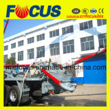 Дистанционное Work 48m, Тележка-Mounted Boom Concrete Pump 52m