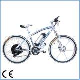 Velocità elettrica della batteria di litio della montagna della bici della Cina della bici di E 21 (OKM-649)