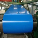 L'approvisionnement de constructeur PPGI estampé coloré/PPGI a enduit la bobine d'une première couche de peinture en acier