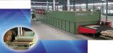 Furnierholz-lamellierende Zeile