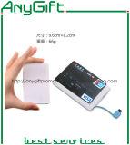 Karten-Art-Energien-Bank mit kundenspezifischem Firmenzeichen (AG-PB-012)