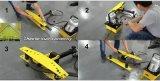 電気油圧管の曲がる機械