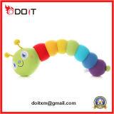 O brinquedo do luxuoso da lagarta encheu o brinquedo enchido brinquedo do luxuoso