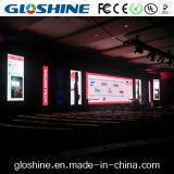 Módulo Fullcolor impermeável ao ar livre do diodo emissor de luz do arrendamento de P6 HD