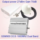 듀얼-밴드 GSM Dcs 900/1800MHz 이동할 수 있는 신호 승압기 St 1090b