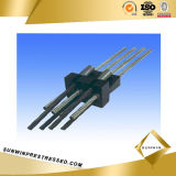 Multiholes plano Coupler Anchor para 15.24 la PC Strand