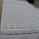 Feuille soudée par PVC de treillis métallique