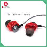 이동 전화를 위한 혁신적인 금속 입체 음향 이어폰