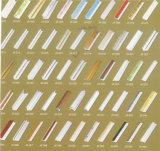 실내 예술적인 지붕 장식적인 PVC 천장 구석 선