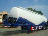 ضخمة إسمنت جير ناقلة نفط مقطورة 75 [م3] ضخمة إسمنت جير مسحوق مادّيّ نقل دبابة [سمي] شاحنة مقطورة