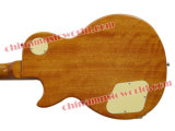Carrocería y cuello de caoba/guitarra eléctrica estándar de Afanti (SDD-225)