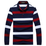 Camisolas de algodão de lã com manga comprida OEM Fashion Men