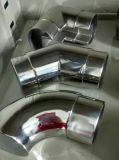 Extrémité dépliée par ajustage de précision de balustrade d'acier inoxydable pour la balustrade