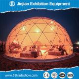 9.5m domo geodésico La mitad de la esfera por Exposición