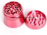 Heet-verkopend 4 van het Aluminium Delen van de Molen van het Kruid voor het Gebruik van de Tabak