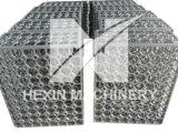 Cestas amontonables a prueba de calor de las cestas del horno del bastidor de inversión