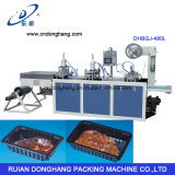 Forming Punching Cutting Stacker Thermoforming Food Container Machine