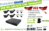 Hot Sale MegavisionのHD 8CH Full Ahd 720p Kit