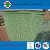 MDF verde del MDF/Hmr de la prueba del agua de la base