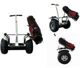 Moderno de alta calidad Big Power 2000W todo terreno Scooter eléctrico de dos ruedas Smart Balance Electric Golf Trolley para la recreación del campo de golf