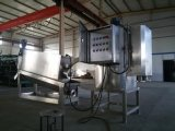 Mechanisches Eingangs-Filtration-Gerät der Wasser-Dekantiergefäß-Festflüssigkeit-Separator/Sewage