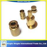 OEMの黄銅CNCの機械化の部品