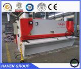 Máquina de corte hidráulica de QC12Y, estaca da placa e máquina de corte
