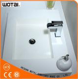 Faucet туалета однорычажной плиты крома законченный