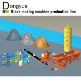 Bloc creux automatique du quart 10-15 effectuant la machine Qt10-15 Dongyue